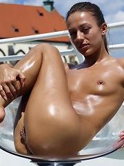 Dominika C Hot in Prague